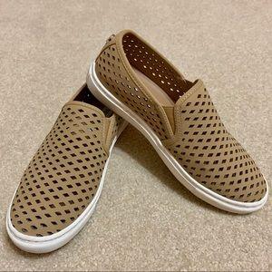 Steve Madden Slip-on sneakers in Nude